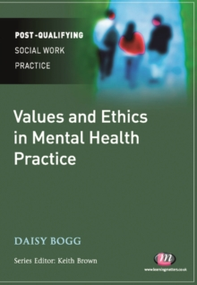 Values and Ethics in Mental Health Practice, EPUB eBook