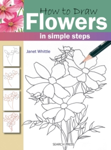 How to Draw: Flowers, Paperback Book