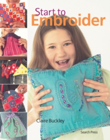 Start to Embroider, Paperback Book