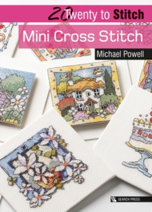 Twenty to Make: Mini Cross Stitch, Paperback Book