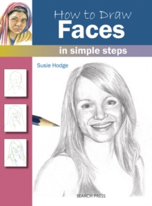 How to Draw: Faces, Paperback Book