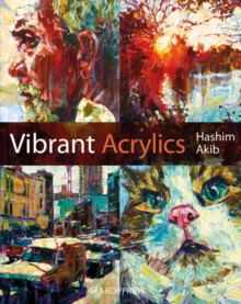 Vibrant Acrylics, Paperback Book