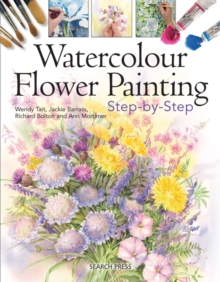 Watercolour Flower Painting : Step-by-Step, Paperback Book