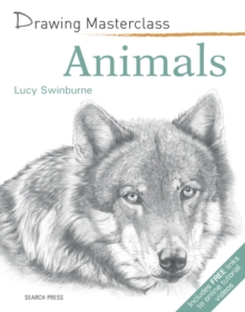 Drawing Masterclass: Animals, Paperback Book
