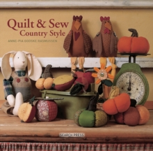 Quilt and Sew Country Style, Hardback Book