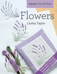 Ready to Stitch: Flowers, Paperback / softback Book