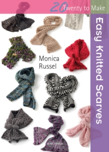 Twenty to Make: Easy Knitted Scarves, Paperback Book