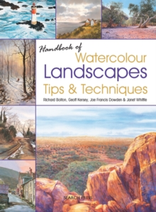Handbook of Watercolour Landscapes Tips & Techniques, Paperback Book