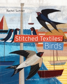 Stitched Textiles: Birds, Paperback Book
