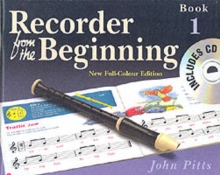 Recorder from the Beginning: Bk. 1: Pupil's Book, Paperback Book