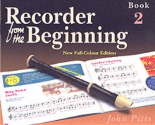 Recorder from the Beginning - Book 2 : Full Color Edition, Paperback Book