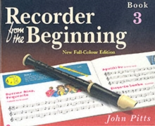 Recorder from the Beginning : Pupils Book Bk. 3, Paperback Book