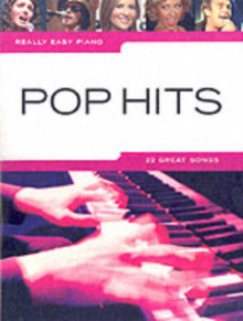 Really Easy Piano : Pop Hits, Paperback Book