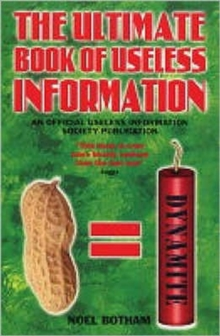 The Ultimate Book of Useless Information, Paperback / softback Book