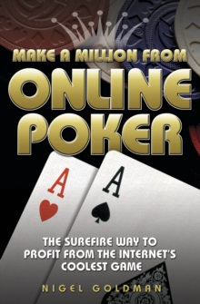 Make a Million from Online Poker, Paperback Book