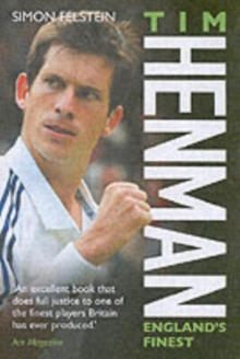 Tim Henman : England's Finest, Paperback Book