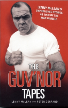 The Guv'nor Tapes, Paperback Book