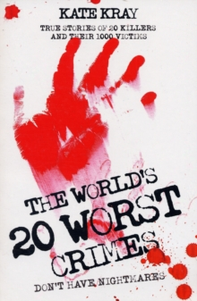 World's Top Twenty Worst Crimes, Paperback Book