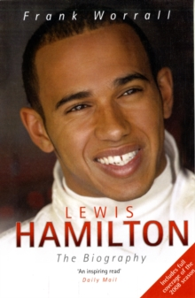 Lewis Hamilton, Champion of the World : The Biography, Paperback / softback Book