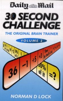 "The ""Daily Mail"" 30 Second Challenge : v. 2, Paperback / softback Book"