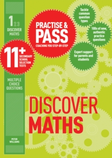Practise & Pass 11+ Level One: Discover Maths, Paperback Book