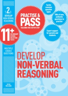Practise & Pass 11+ Level Two: Develop Non-verbal Reasoning, Paperback Book