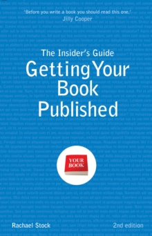 Insider's Guide to Getting Your Book Published, Paperback Book