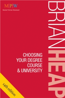 Choosing Your Degree Course & University, Paperback Book