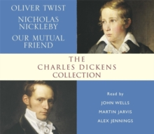 Charles Dickens Collection, CD-Audio Book
