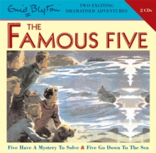 Five Have a Mystery to Solve & Five Go Down to the Sea, CD-Audio Book