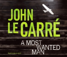 A Most Wanted Man, CD-Audio Book
