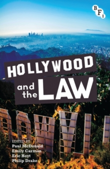 Hollywood and the Law, Hardback Book