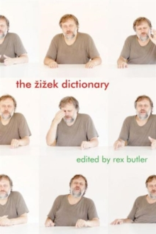 The Zizek Dictionary, Hardback Book