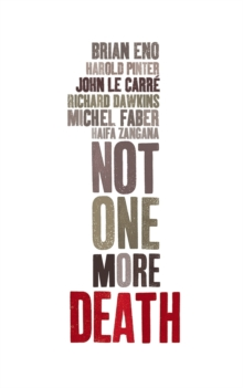 Not One More Death, Paperback Book