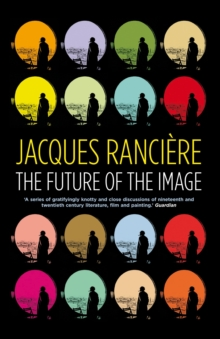 The Future of the Image, Paperback Book