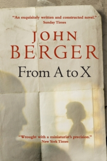 From A to X : A Story in Letters, Paperback Book