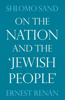 On the Nation and the Jewish People, Paperback Book