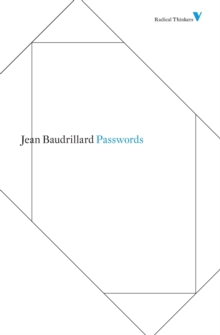 Passwords, Paperback Book