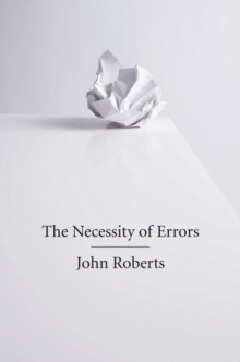 The Necessity of Errors, Paperback / softback Book