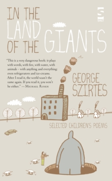 In the Land of the Giants : Selected Children's Poems, Paperback Book