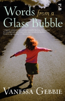 Words from a Glass Bubble, Paperback Book