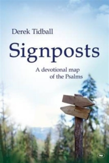 Signposts : A Devotional Map of the Psalms, Paperback / softback Book