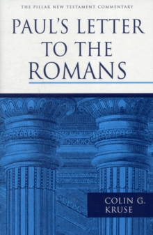 Paul's Letter to the Romans, Hardback Book