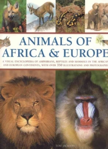 Animals of Africa and Europe, Paperback / softback Book