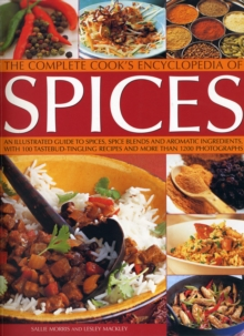 Complete Cook's Encyclopedia of Spices, Paperback / softback Book