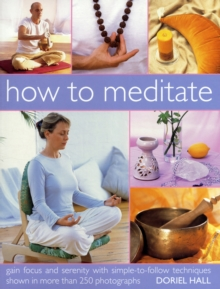 How to Meditate, Paperback Book