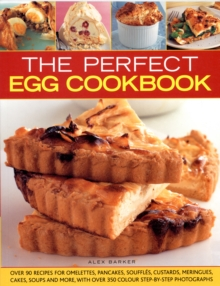 Perfect Egg Cookbook, Paperback Book