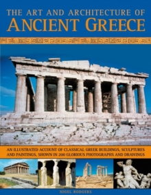 Art & Architecture of Ancient Greece, Paperback Book