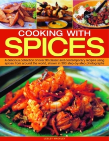 Cooking with Spices, Paperback Book