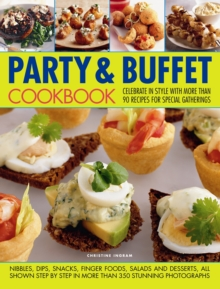Party and Buffet Cookbook, Paperback Book